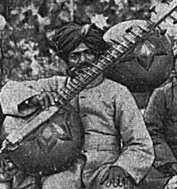 Jamaluddin Khan Rudra Veena Exponent Baroda