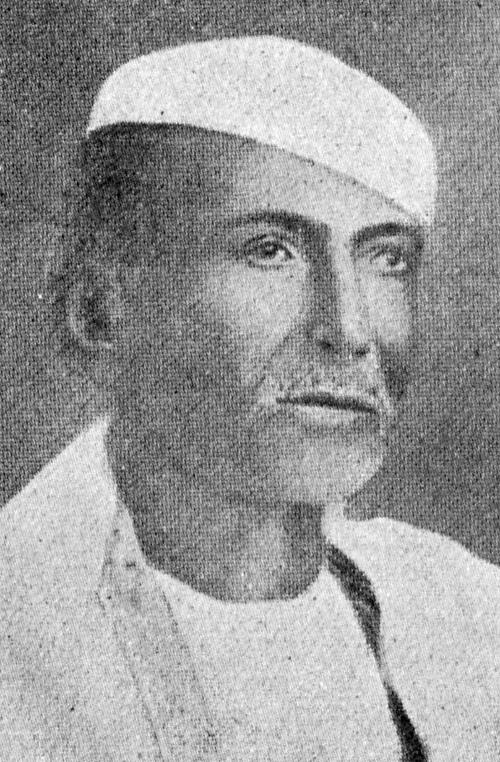 Mohammad Ali Khan Seni Rabab Sursringar and Dhrupad Exponent
