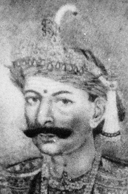 Maharaja Nawal Kishore Singh of Betiah