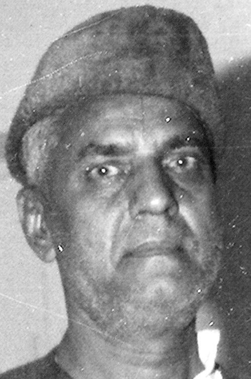 Purshottam Das Pakhavaj Exponent
