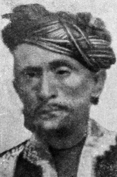 Pyar Khan Seni Rabab, Sursringar player