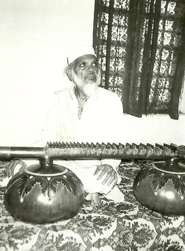 Shamsuddin Faridi Desai Rudra Veena
