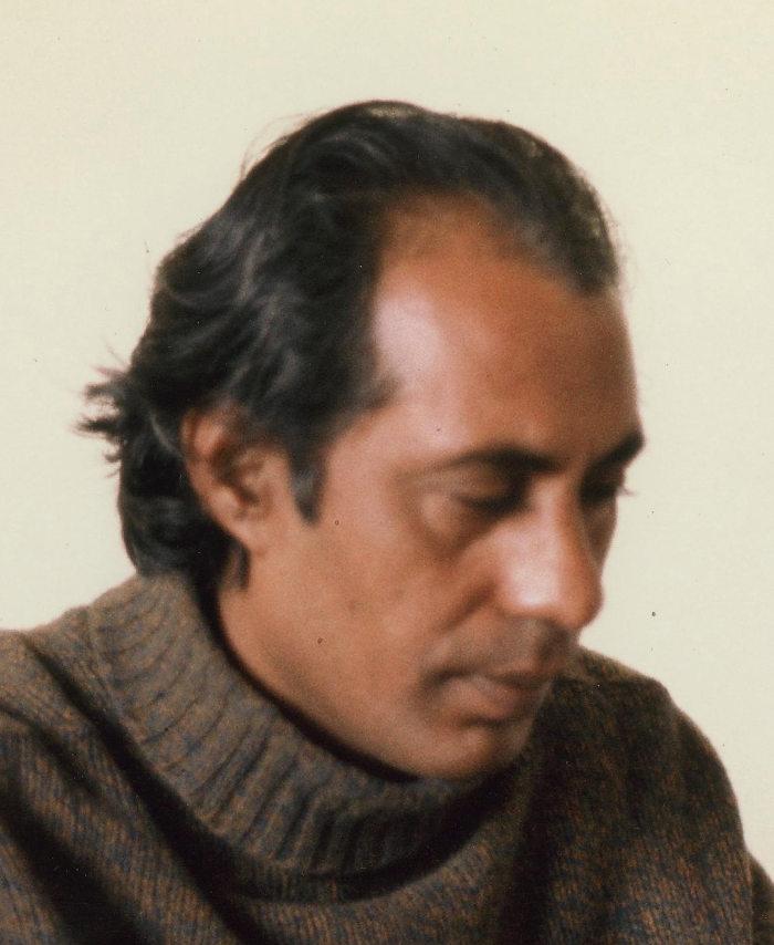Zia Fariduddin Dagar ca. 1971 New York